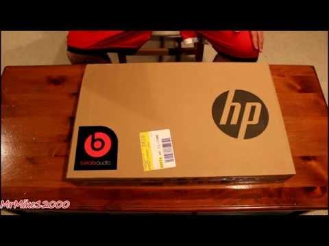 HP ENVY Touchsmart 17 3' Touch Screen Laptop Unboxing (m7-k010dx)