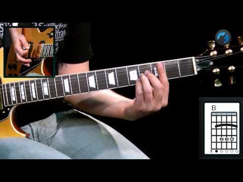 Elvis Presley - Jailhouse Rock (como Tocar - Aula De Guitarra) video