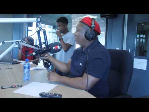 TT & Harja Omarjee: Exclusive Interview with julius Malema on POWER Drive