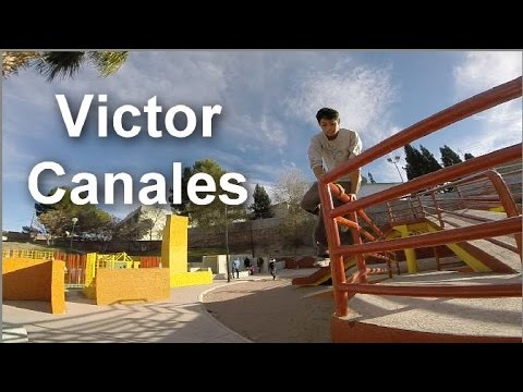 FreeStory Parkour : Victor Canales My life, My style