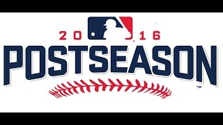 MLB 2016 Postseason Highlights