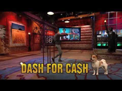 Dash for Cash: Chewed Up and Spit Out!