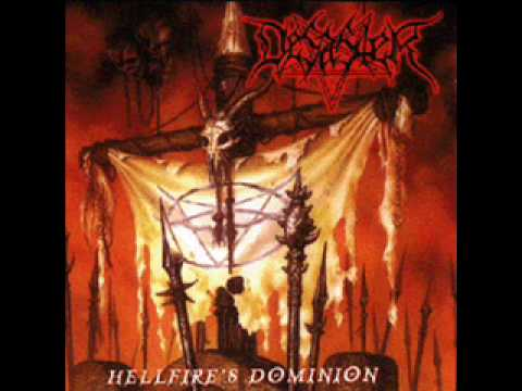 Desaster - In The Ban Of Satan