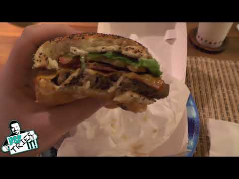 DSP Tries It Ep.159 - Jack-in-the-Box Smokey Jack Burger Combo