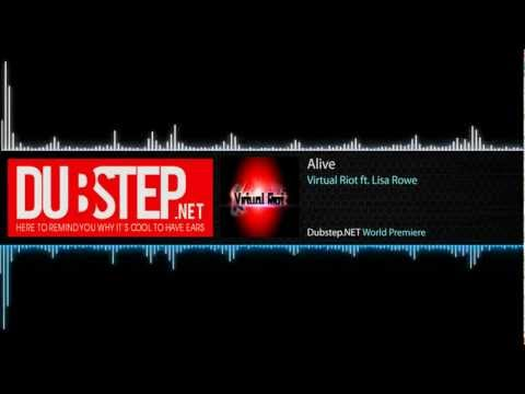 Alive by Virtual Riot ft. Lisa Rowe - Dubstep.NET World-Premiere