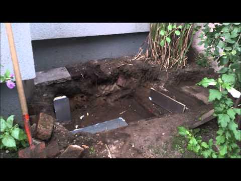 Mein Neuer Gartenteich ( Bau )