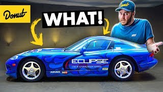 The Internet LIED about Steve Aoki's Dodge Viper | Bumper 2 Bumper