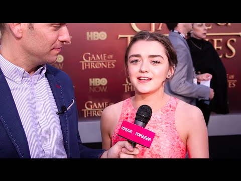 Maisie Williams, Emilia Clarke, and the Game of Thrones Cast Play our Tinder Game!