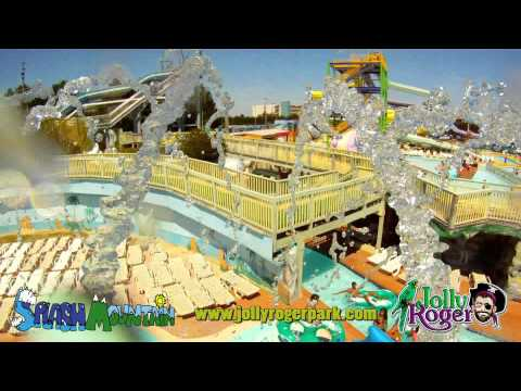 Jolly Roger Amusement Parks - 'Splash Mountain'