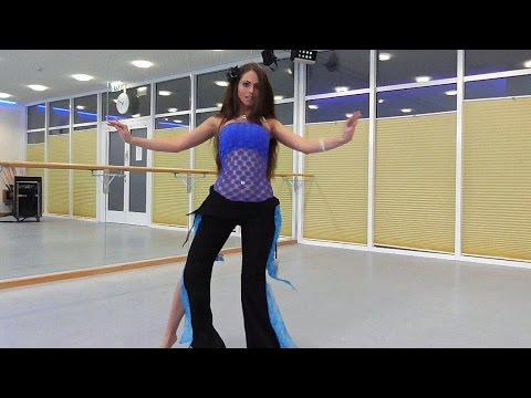 Little Baladi Isabella Belly Dance | Mario Kirlis | HD