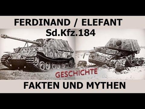 Ferdinand / Elefant Fakten und Mythen