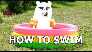 Rain World - How to Swim (Subtitled!)