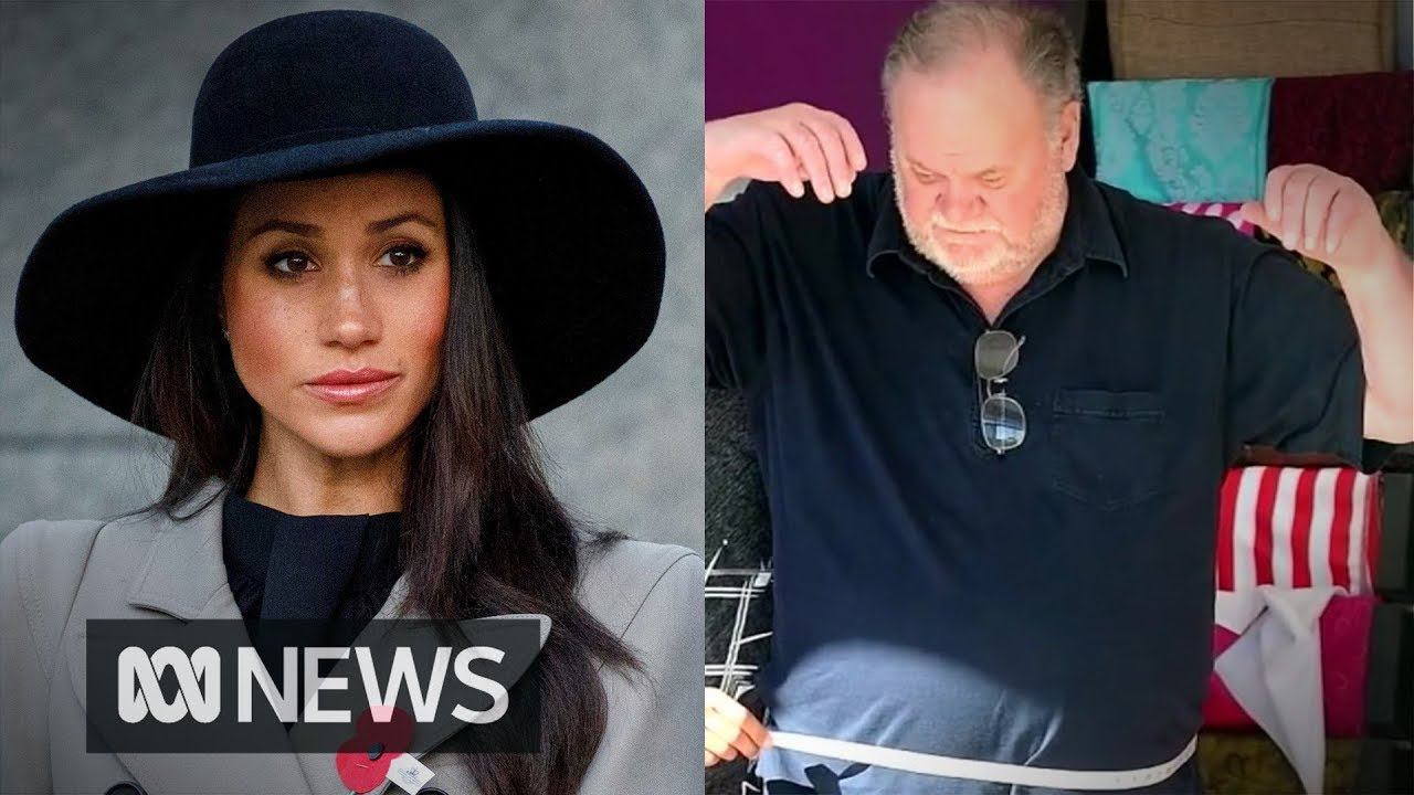 Meghan Markle's father reportedly won't attend Royal wedding
