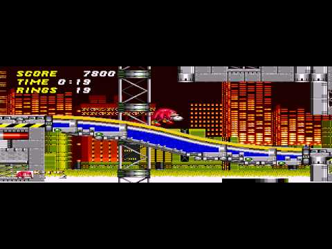 Sonic and Knuckles & Sonic 2 - RetroGameNinja Plays: Sonic and Knuckles and Sonic 2 - User video