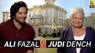 Judi Dench & Ali Fazal Interview with Anupama Chopra | Victoria & Abdul