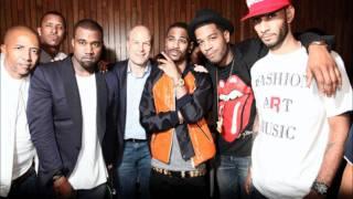 Big Sean - Marvin Gaye & Chardonnay ( Feat. Kanye West & Roscoe Dash)