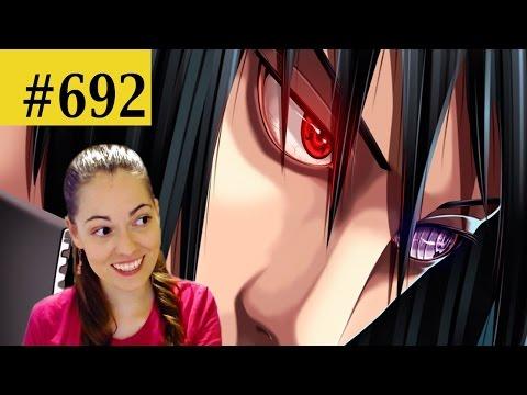 NARUTO chapter 692 REVIEW: SASUKE VS NARUTO FINALLY??!!?