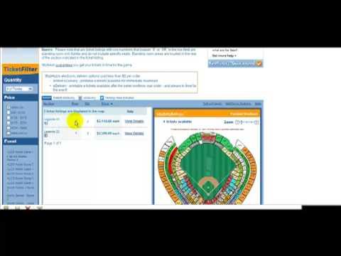 Ticket broker site reviews