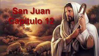 San Juan 12   Biblia Hablada en Español