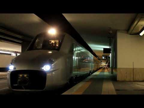 """ETR700 """"Ex Fyra V250"""" in partenza per la prima volta da Napoli Centrale"""