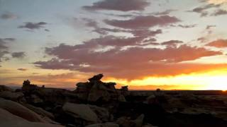 Bisti Badlands (HD)