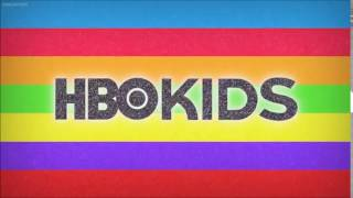 New 2017 HBO Kids logo opening