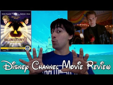 Disney Channel Movie Review - Halloweentown II: Kalabar's Revenge