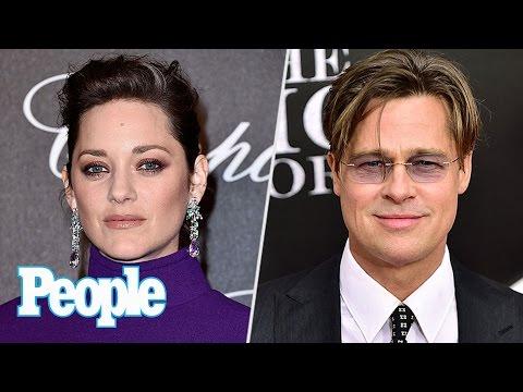 Angelina Jolie & Brad Pitt Split: Marion Cotillard Confirmed Not Responsible | People NOW | People