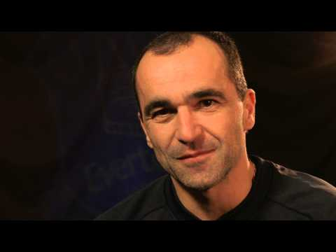Roberto Martinez tribute to Jimmy Egan's Boxing Academy