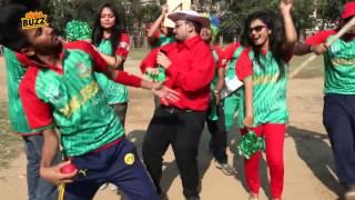 Airtel Buzz   Cricket Harlem Shake