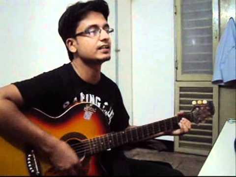 Tujhko jo paya - Mohit Chauhan (Acoustic Cover by Nilanjan)