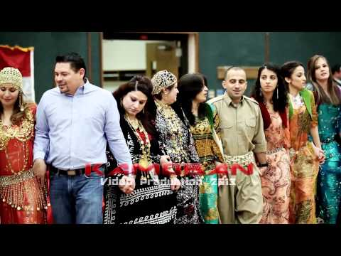 Kurdish Newroz New Year Celebration Kansas City MO 2013 2nd هه‌ڵپه‌رکێی کوردی