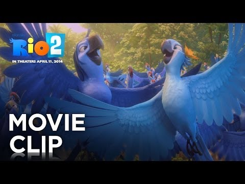 "Jewel reconnects with her past while the birds of Rio 2 sing and dance to ""Beautiful Creatures"". Get the Soundtack - http://smarturl.it/rio2soundtrack RIO 2 ..."