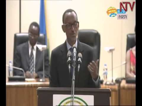 Kagame reacts to arrest of intelligence chief Karake in the UK