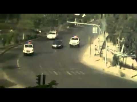 President Zardari Protocol video