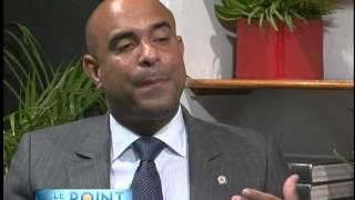 VIDEO: Interview Premier Minis Laurent Lamothe - Le Point - Tele Metropole