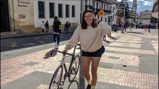 Sunday Ride - Fixed Gear Bogotá - Fixed Girl