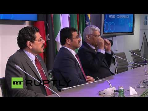 LIVE: OPEC holds 169th Ordinary Meeting in Vienna: closing statement
