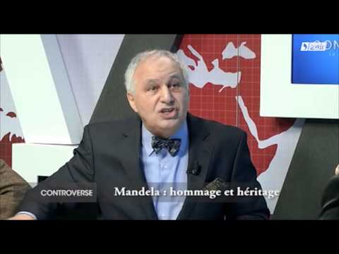 Sid-Ahmed Ghozali invité de Controverse sur Dzaïr avec Khaled Drareni le 11/12/13