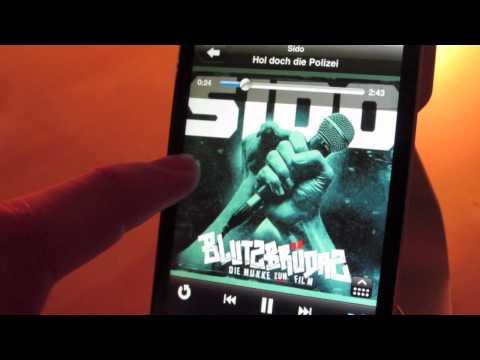 Deezer - Kostenlos Musik auf dem iPod Touch/iPhone downloaden und anhören(App Review#43)