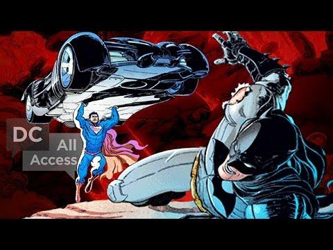 Classic Villain Attacks Batman/Superman