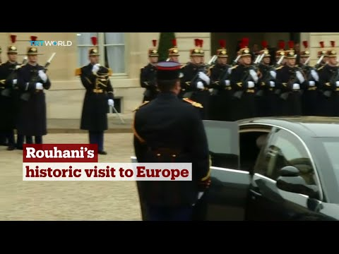 TRT World - World in Focus: Rouhani's historic visit to Europe