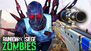 NEW ZOMBIES ALIEN GAME!! (Rainbow Six Siege: Outbreak Gameplay)