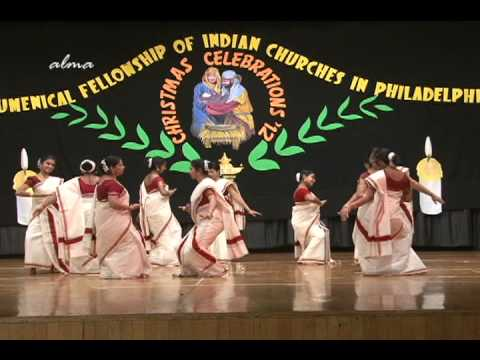 Ecumenical 2012 St Gregorios Thiruvathira video