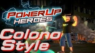 Power Up Heroes Kinect Colono Style #1