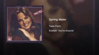 Watch Twila Paris Spring Water video