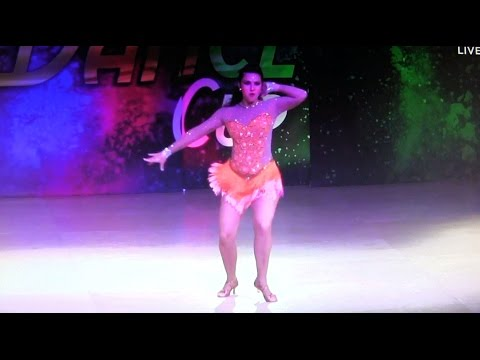 WLDCup 2015 ~ Semi Final Solistas ~ Eliana Giunta