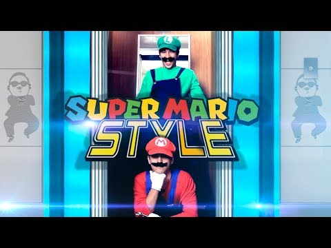 Rsmb - Super Mario Style   (parodia) video