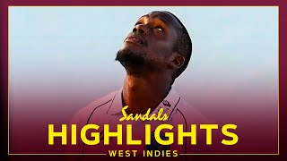 Highlights | Sri Lanka v West Indies | 100 for Nkrumah Bonner! | 1st Sandals Test Day 5 2021