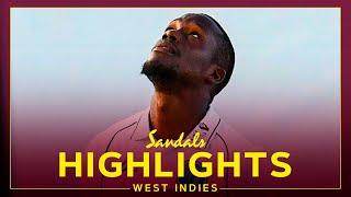 Highlights | Sri Lanka v West Indies | 100 for Nkrumah Bonner! | 1st Sandals Test Day 5 2021